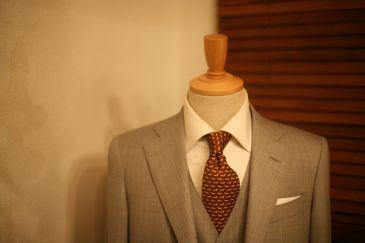 ネクタイの太さ 選び方