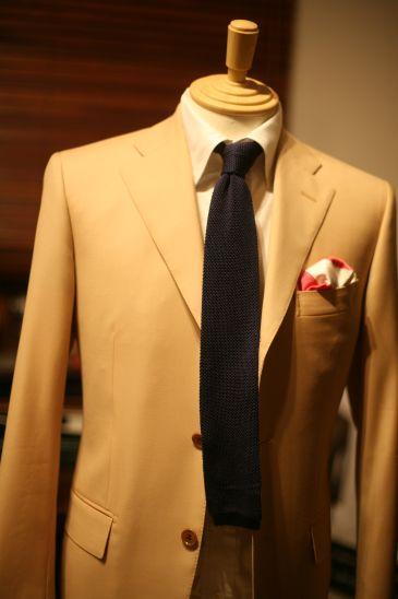 ネクタイの太さ 選び方3