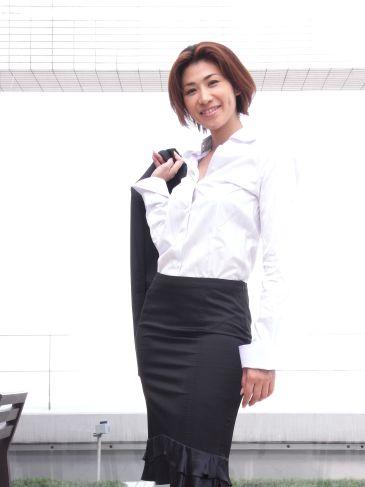 小野寺マリコさんシャツ完成