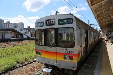 富山 電車