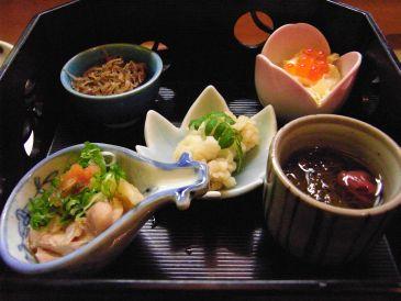 京都割烹かつ竹のオリジナル雑炊
