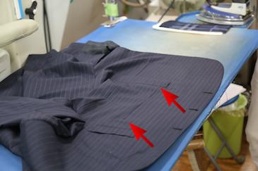 鈴木洋服店suit