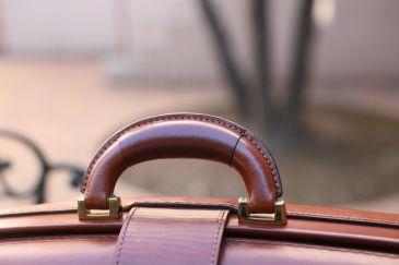 大挟製鞄 ダレスバッグ4