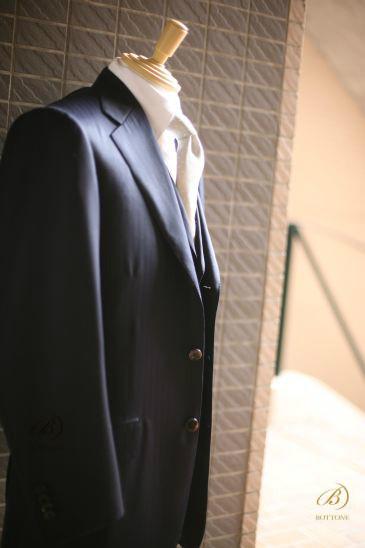 結婚式 スーツ2