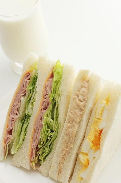 痛みサンドイッチ