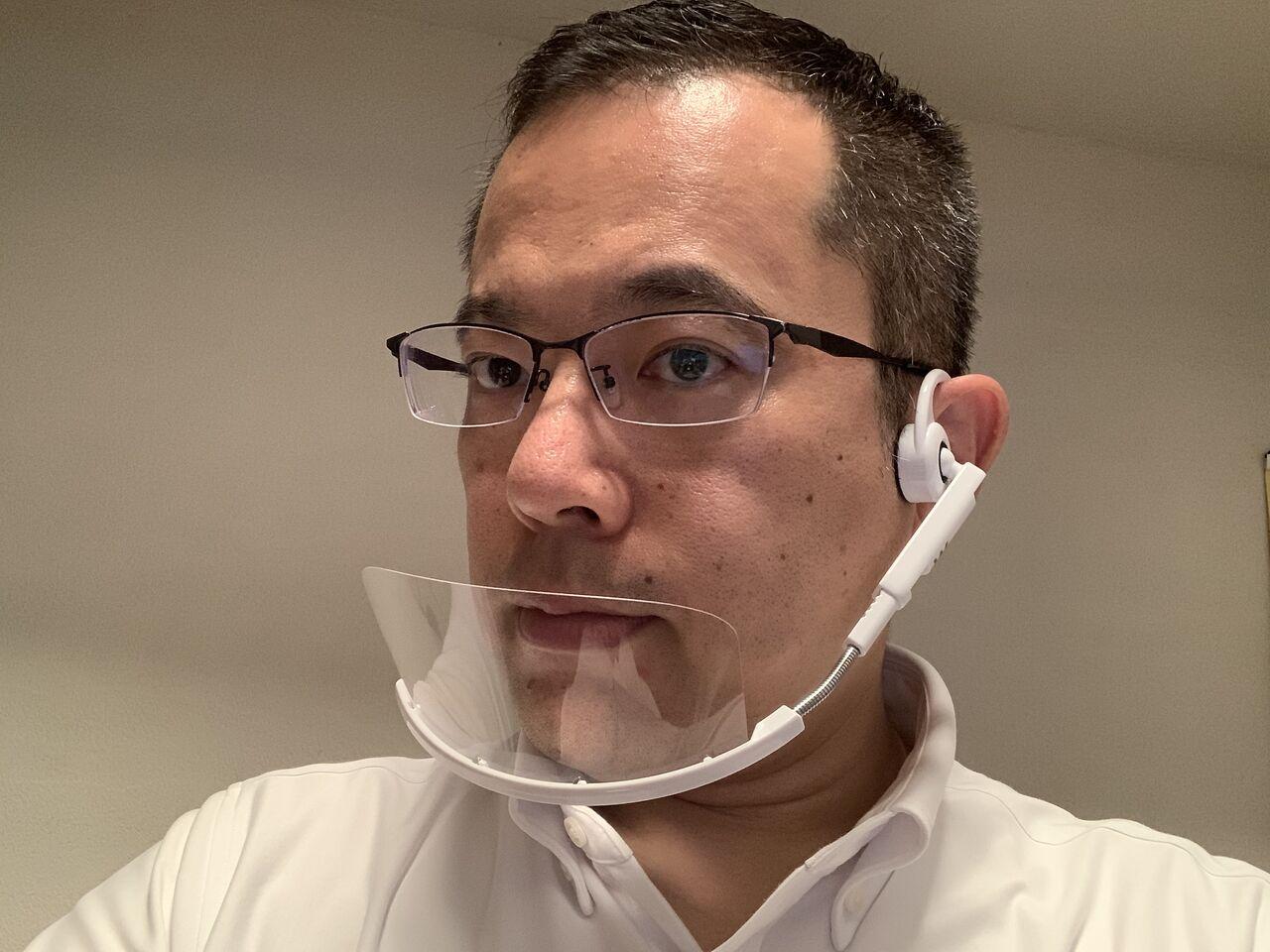 シールド 麻生 太郎 フェイス