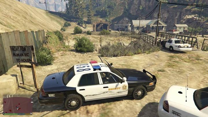 GTA5 警察