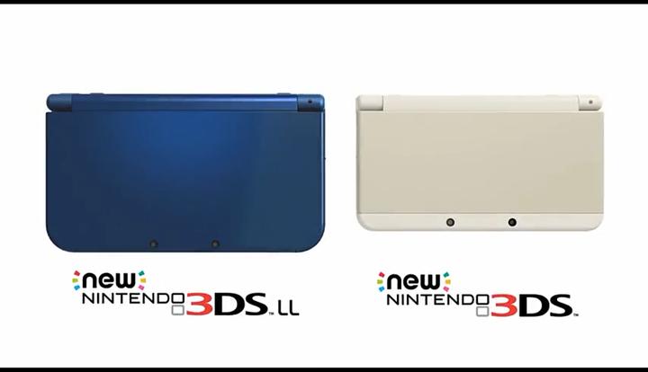 New任天堂3DS