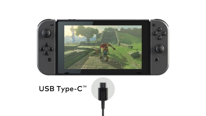 Switch USB