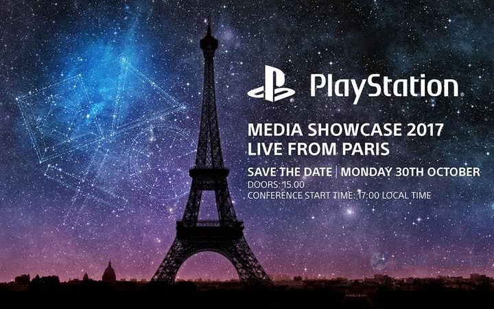 PlayStation Live From Paris