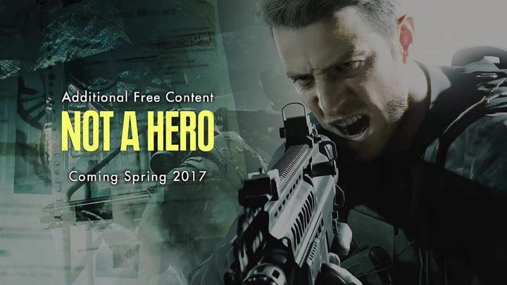 バイオハザード7 Not a hero