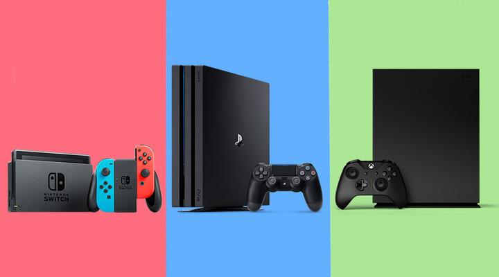 Switch PS4 Xboxone