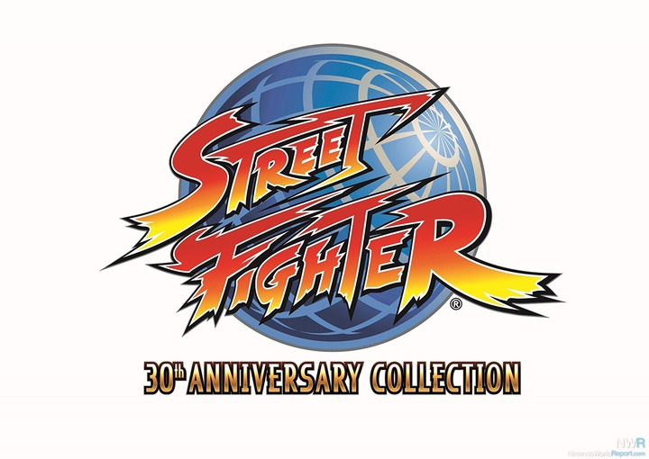 Street Fighter 30th