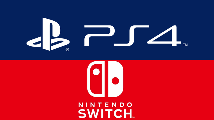 PS4 Switch