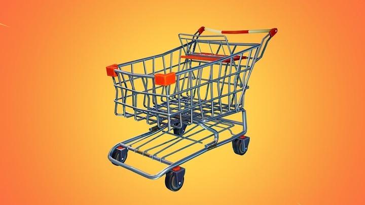 フォートナイト ショッピングカート