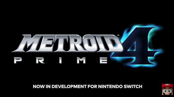 メトロイドプライム4