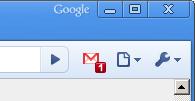 Google Chrome Gmail Checker
