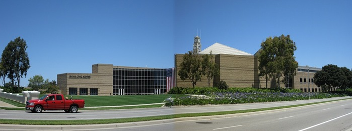Irivine Civic Center