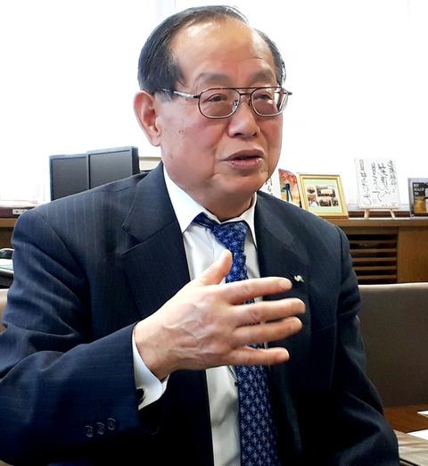 遠藤理事長