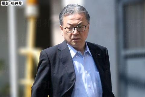 小池英夫NHK報道局長