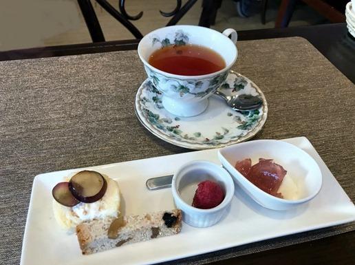 yamakuro-tea