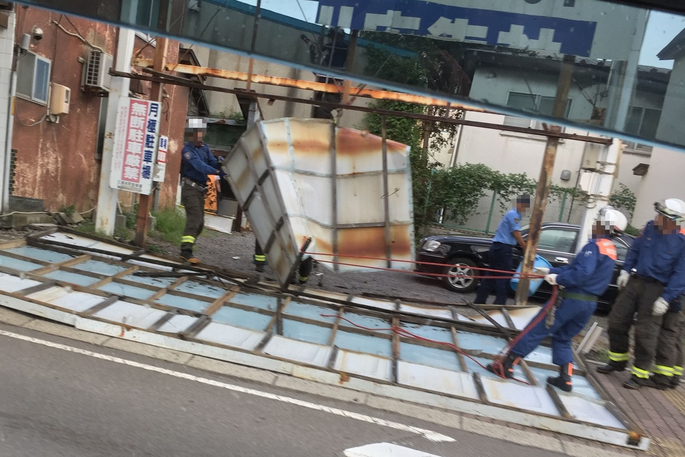 函館に近づく台風10号コメントトラックバック