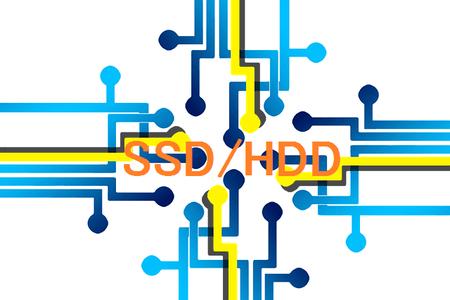 SSDHDD-compressor
