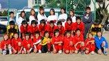 柏南FC!参上!