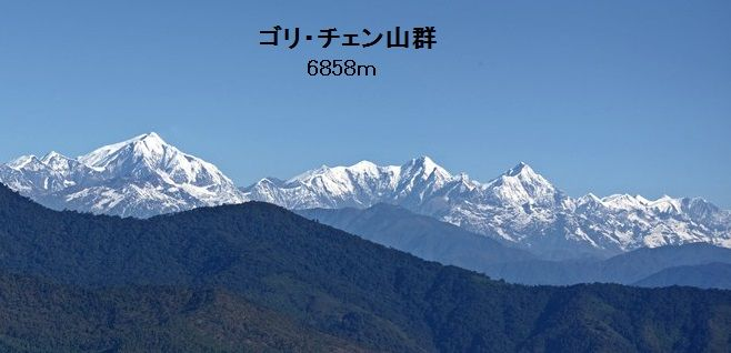 白山神駈道の風露草(かみかけみちのふうろそう)                hakusankamikake