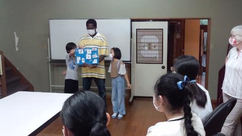 pm mini presen rik and shizuka