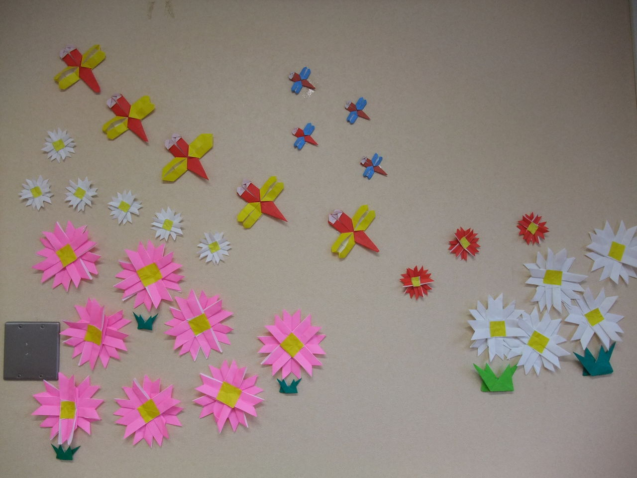 すべての折り紙 折り紙 9月 : 小規模多機能「ひねもす」日記 ...