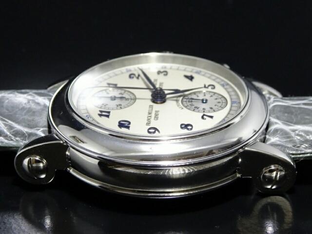 wholesale dealer 029ee b7ec4 ☆Review☆フランクミュラー 7000CCCHR ラウンド クロノグラフ ...