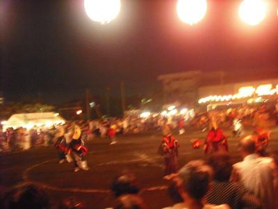 町内夏祭り4