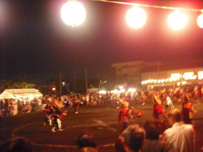町内夏祭り3