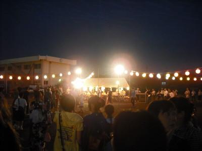 町内夏祭り
