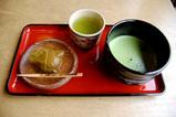 玉富久お茶