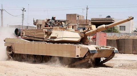 アメリカ軍次期主力戦車を開発中