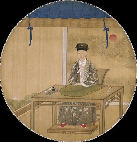 2018年9月25日のあさ。乾隆帝の誕生日、徳川慶朝氏忌日。