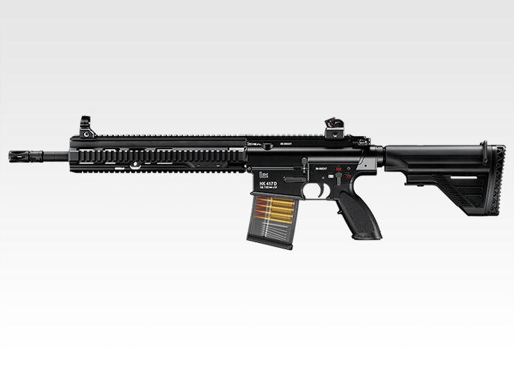 東京マルイ H&K HK417 : かぜお...