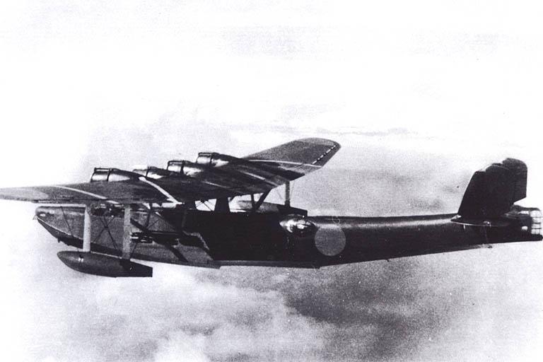 1/72 川西 H6K5 九七式大型飛行艇 23型 ″魚雷搭載機″
