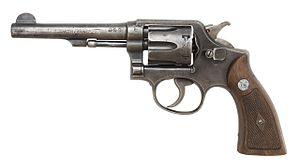 S&W M10ミリタリー&ポリス 38口径