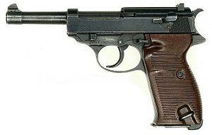 ワルサーP38 9mm