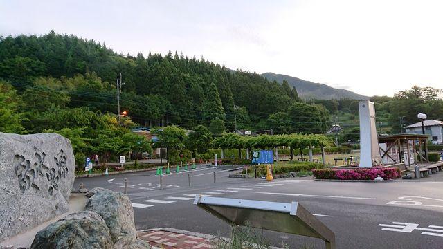 ぶらり車中泊の旅 中部地方の旅� 〜山梨県道志村〜