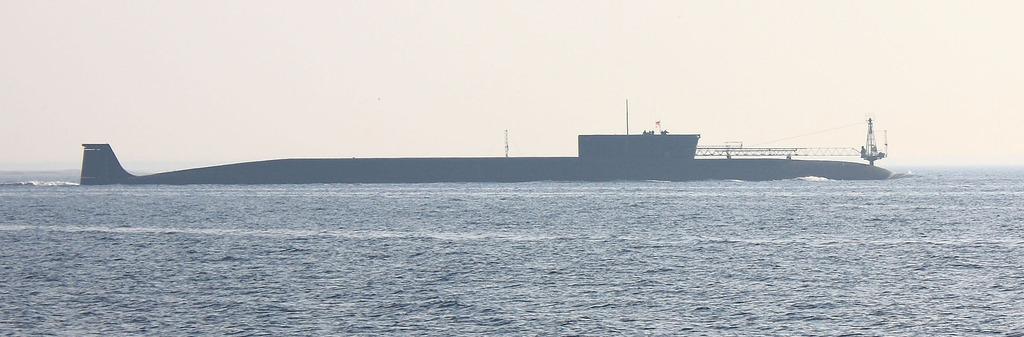 2018年4月17日のあさ。戦略原潜の決闘、中国新型弾道ミサイルなど。
