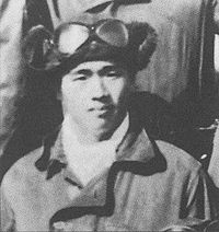 日本海軍航空隊 戦闘機搭乗員 岡部健二