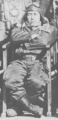 日本海軍航空隊 戦闘機搭乗員 赤松貞明