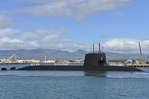 海上自衛隊 潜水艦 そうりゅう型