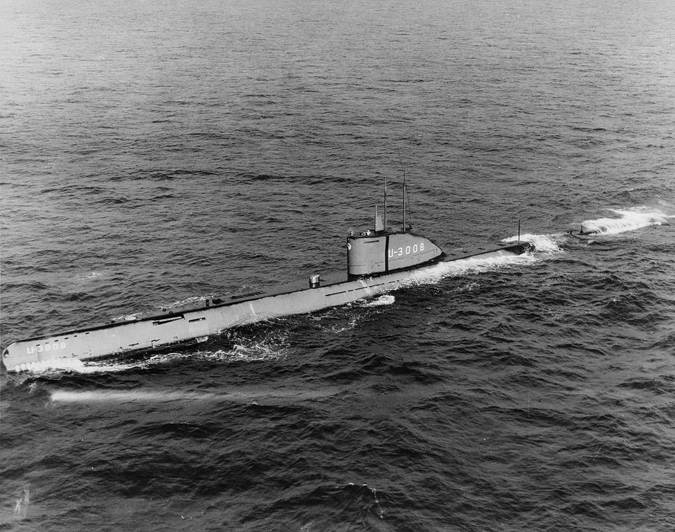 2018年4月20日のあさ。ヒトラー逃走用Uボート発見、遼寧ポンコツ説など。