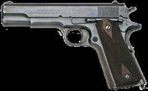 M1911 M1911A1 45口径ピストル