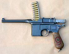 モーゼル C96 7.63mm